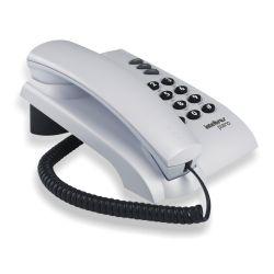 IMAGEM 2: TELEFONE INTELBRAS PLENO COM FIO - BRANCO