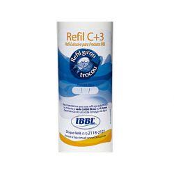 IMAGEM 3: REFIL C+3 IBBL PARA PURIFICADOR DE ÁGUA - BRANCO