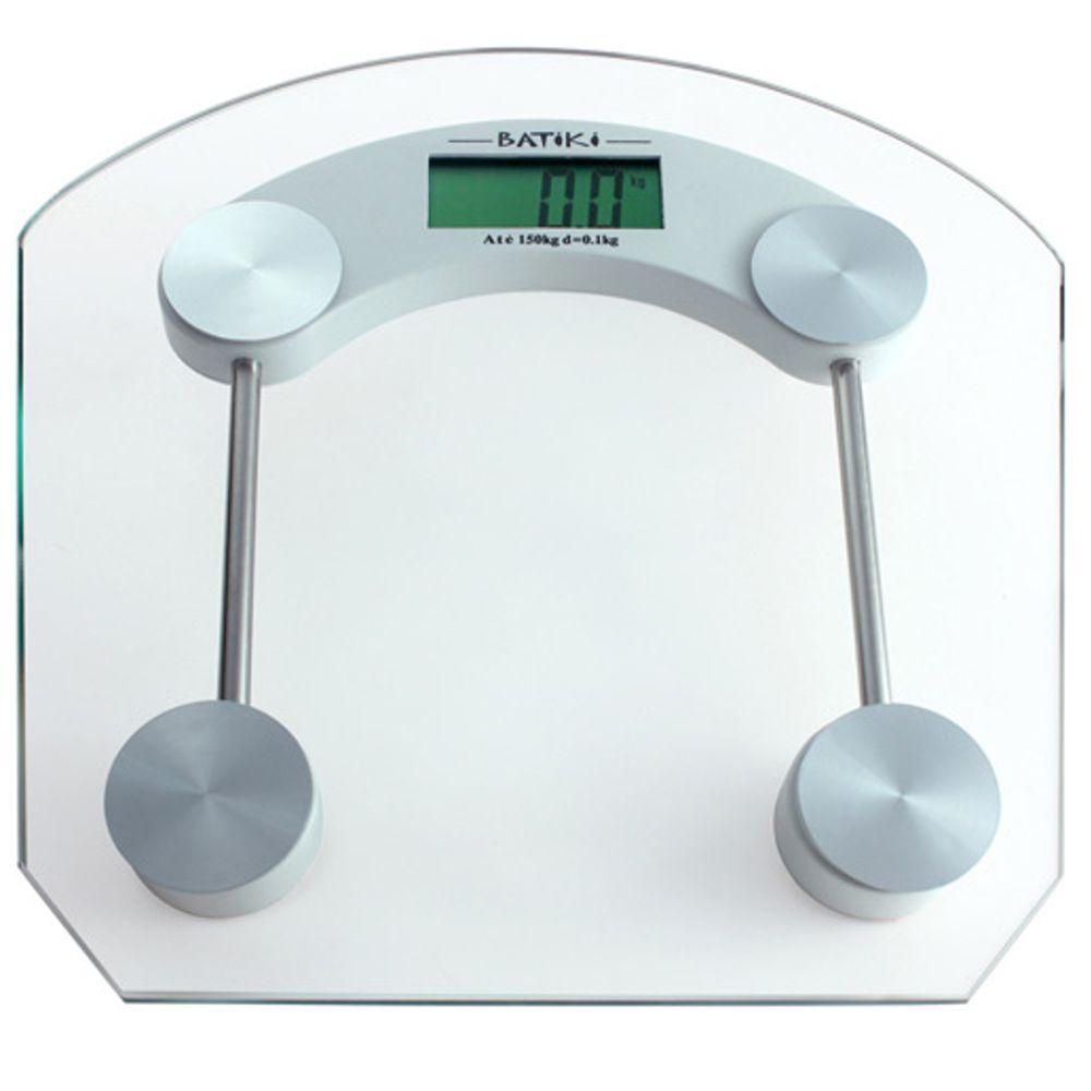 BALANÇA DIGITAL BATIKI EQUILÍBRIO QE 2003A QUADRADA 150KG J  #2A6C4D 1600x1600 Balança Digital De Banheiro Mondial