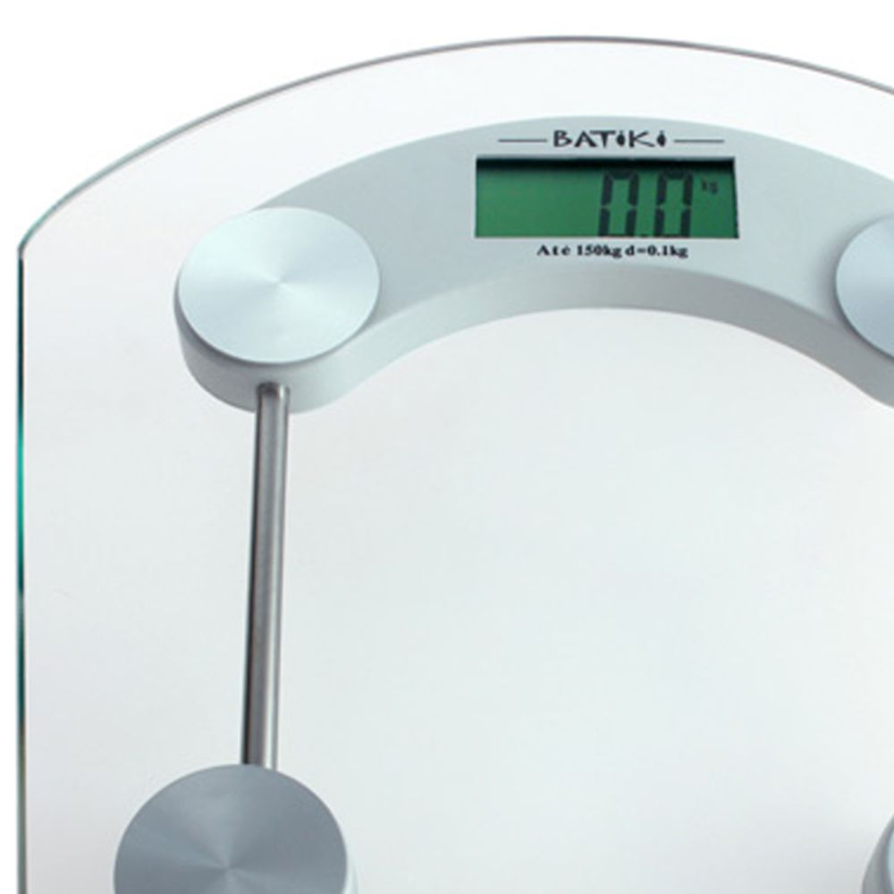 BALANÇA DIGITAL BATIKI EQUILÍBRIO QE 2003A QUADRADA 150KG J  #2BA095 1600x1600 Balança Digital Para Banheiro Visor Lcd Vidro Temperado