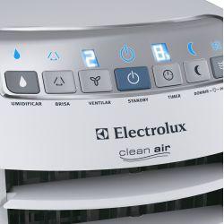 IMAGEM 3: CLIMATIZADOR DE AR ELECTROLUX CL07F - VENTILA E UMIDIFICA - BRANCO