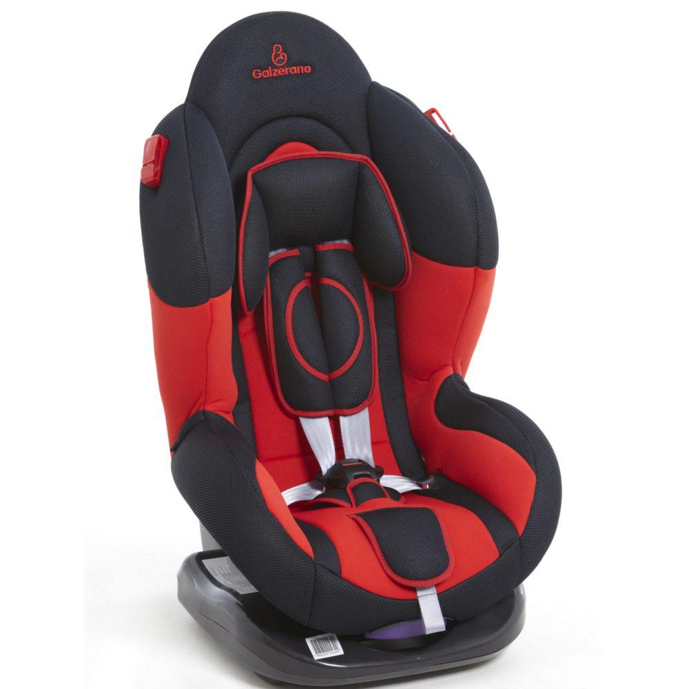 Cadeira para Auto Galzerano Must Azul/Vermelho #AE281D 1600x1600