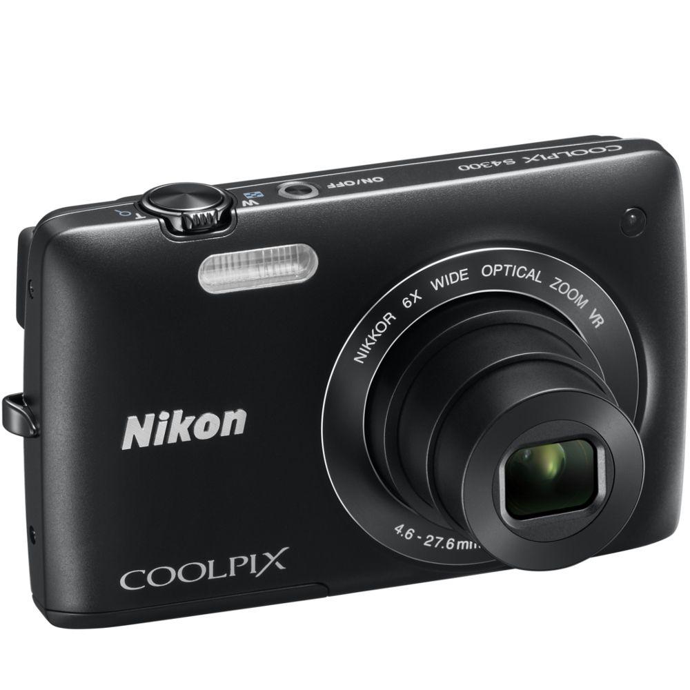 Câmera Digital Nikon Coolpix S4300