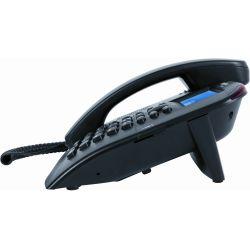 IMAGEM 6: TELEFONE COM FIO INTELBRAS TC 60 ID COM IDENTIFICADOR DE CHAMADA E VIVA-VOZ - PRETO