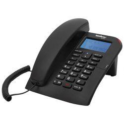 IMAGEM 7: TELEFONE COM FIO INTELBRAS TC 60 ID COM IDENTIFICADOR DE CHAMADA E VIVA-VOZ - PRETO
