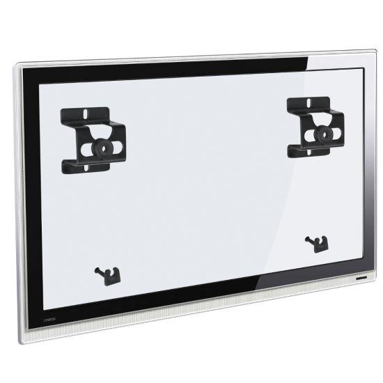 SUPORTE FIXO MULTIVISÃO INFINITI PARA TODAS TVS LCD/PLASMA/LED - PRETO