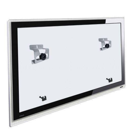SUPORTE FIXO MULTIVISÃO INFINITI PARA TODAS TVS LCD/PLASMA/LED - PRATA