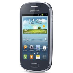 "IMAGEM 1: SMARTPHONE DESBLOQUEADO VIVO SAMSUNG GALAXY FAME S6810 - DISPLAY 3.5"" - ANDROID 4.1 - MEM�RIA INTERNA 4GB - C�MERA 5.0 MP - C�MERA FRONTAL VGA - WIFI - BLUETOOTH 4.0 - GPS - PROCESSADOR 1.0 GHZ - USB - TECLADO QWERTY VIRTUAL - MP3 PLAYER - GRAFITE"