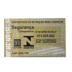 IMAGEM 2: ASSENTO BABY GALZERANO SEG 8100 COM APOIO PARA OS BRAÇOS DE 15 A 36 KG - PRETO
