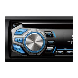 IMAGEM 2: CD PLAYER PIONEER DEH-X1680UB - ENTRADA USB - MIXTRAX - DUAL ILLUMINATION E INTERFACE PARA ANDROID (USB) - PRETO
