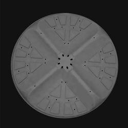 IMAGEM 4: TANQUINHO COLORMAQ LCM 7.0 KG - SEMI-AUTOMÁTICO - FILTRO FIAPOS - PRETO