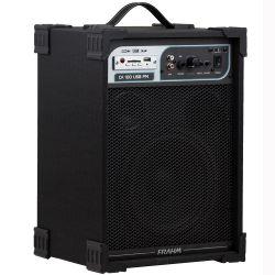 IMAGEM 2: CAIXA ACÚSTICA FRAHM CA 100 50W COM USB FM E AUXILIAR