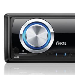 IMAGEM 2: SOM AUTOMOTIVO MULTILASER P3265 WAVE FIESTA - ENTRADA USB - LEITOR DE CARTÃO SD - MP3 - PRETO