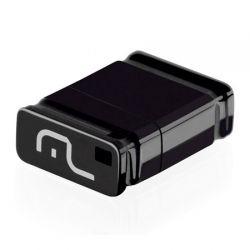 IMAGEM 2: PEN DRIVE 8 GB MULTILASER NANO PD053 - TAXA DE TRANSMISSÃO DE 13MB/S (LEITURA) E 5 MB/S (GRAVAÇÃO) - PRETO
