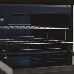IMAGEM 4: FOGÃO BRASTEMP BFS5QAB ATIVE QUADRICHAMA COM TIMER - TECNOLOGIA DE LIMPEZA CLEAR TEC - 5 BOCAS - BRANCO