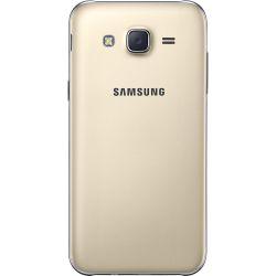 """IMAGEM 2: SMARTPHONE SAMSUNG GALAXY J5 DUOS  - ANDROID 5.1 - CÂMERA 13MP - TELA 5"""" SUPER AMOLED - INTERNET 4G - DOURADO"""