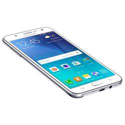 "IMAGEM 3: SMARTPHONE SAMSUNG GALAXY J7 DUOS  - ANDROID 5.1 - CÂMERA 13MP - TELA 5.5"" SUPER AMOLED - INTERNET 4G - BRANCO"