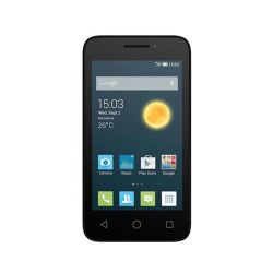 """IMAGEM 2: SMARTPHONE DESBLOQUEADO ALCATEL PIXI 3 - DUAL CHIP - ANDROID 4.4 - TELA 3,5"""" - 3G - CÂMERA 5MP - PROCESSADOR 1.0 GHZ - PRETO E PRATA"""