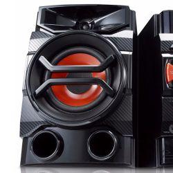 IMAGEM 2: MINI SYSTEM X BOOM LG CM4350 - 220W RMS - 2 USB - 1 AUX - AUTO DJ - PRETO