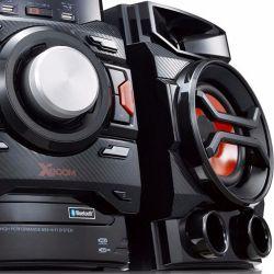 IMAGEM 4: MINI SYSTEM X BOOM LG CM4350 - 220W RMS - 2 USB - 1 AUX - AUTO DJ - PRETO