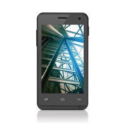 IMAGEM 3: SMARTPHONE MULTILASER  MS40 - DUAL CHIP - QUAD-CORE 1.2GHZ - ANDROID 4.4 KITKAT - CÂMERA TRASEIRA 5MP - FRONTAL 2MP - 3G - WI-FI - PRETO