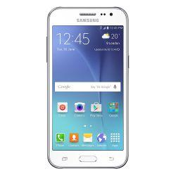 IMAGEM 2: SMARTPHONE DESBLOQUEADO GALAXY J2  DUOS CLARO - CÂMERA 5MP - DUAL CHIP - PROCESSADOR QUAD-CORE 1.2GHZ - ANDROID 5.1 - BRANCO