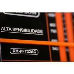 IMAGEM 4: RÁDIO MOTOBRAS RM-PFT22AC - AM/FM - PRETO