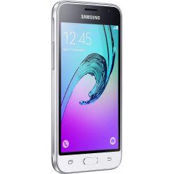 """IMAGEM 3: SMARTPHONE DESBLOQUEADO SAMSUNG GALAXY J1 2016 - DUAL CHIP - ANDROID - TELA 4,5"""" - 8GB - CÂMERA 5MP  - BRANCO"""