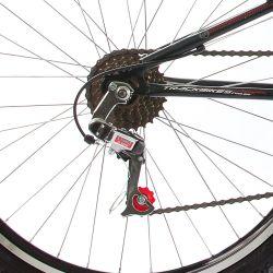 IMAGEM 4: BICICLETA BOXXER TRACK & BIKES ARO 26 SUSPENSÃO 21 MARCHAS - BRANCO