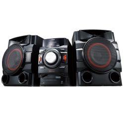 IMAGEM 3: MINI SYSTEM LG CM4650 - 560W RMS - MULTI BLUETOOTH - LG MUSIC FLOW - DUAL USB - PRETO