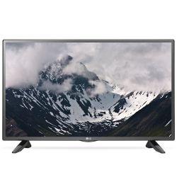 """IMAGEM 1: TV LED 32"""" LG LH510B - CONVERSOR DIGITAL INTEGRADO - 1 ENTRADA HDMI - 1 ENTRADA USB - P2 - RESOLUÇÃO HD - PRETA"""