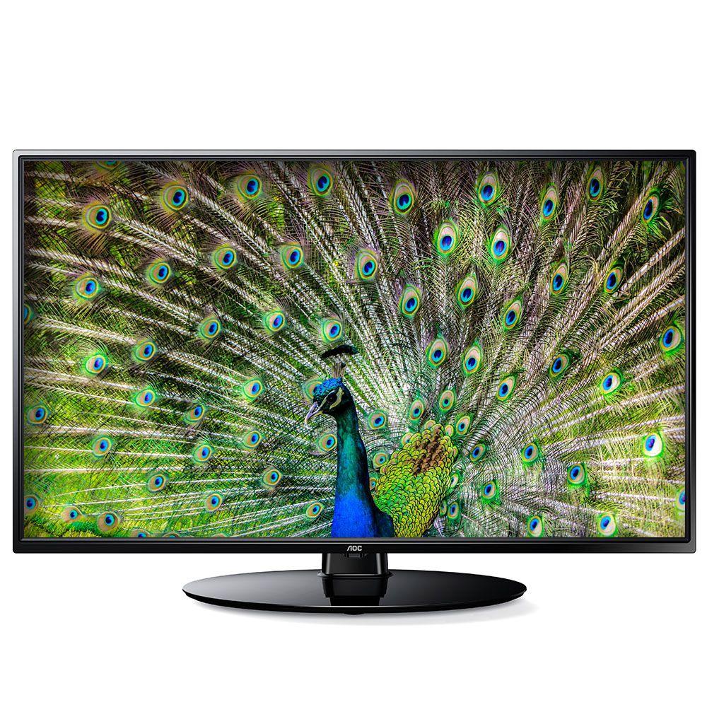 Tv Led 25 : IMAGEM 1: TV LED 32& AOC LE32H1465/25 - RECEPTOR DIGITAL - 2 ENTRADA ...