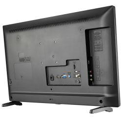 """IMAGEM 3: TV LED 19"""" AOC LE19D1461/20 - RECEPTOR DIGITAL - 2 ENTRADA HDMI - 1 ENTRADA USB - P2 - RESOLUÇÃO HD - PRETA"""