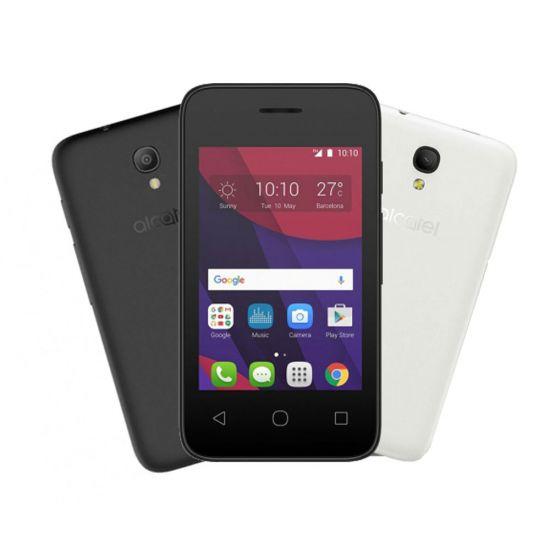 """SMARTPHONE ALCATEL PIXI 4 - TELA DE 3,5"""" - 4GB - 1.0GHZ - PRETO"""