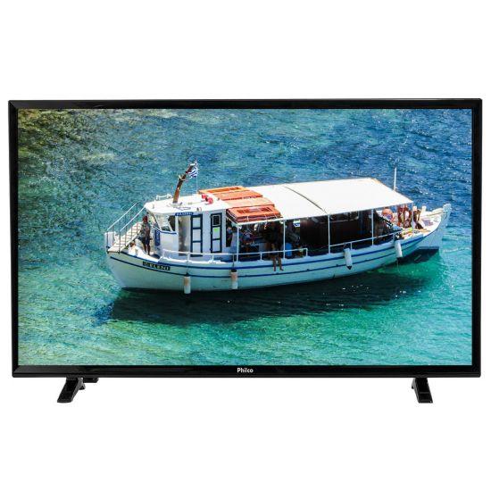 """TV LED 32"""" HD PHILCO PH32E31DG - 2 HDMI - 1 USB 2.0 - 1 ENTRADA DIGITAL E ANALÓGIA"""