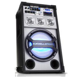 IMAGEM 4: CAIXA AMPLIFICADA NKS PK-3000 EXCELLENCE 300W RMS BLUETOOTH USB