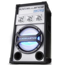 IMAGEM 5: CAIXA AMPLIFICADA NKS PK-3000 EXCELLENCE 300W RMS BLUETOOTH USB