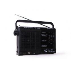 IMAGEM 1: RÁDIO PORTÁTIL RM-PU32 MOTOBRAS 3 FAIXAS FM/OM/OC USB E LEITOR DE CARTÕES