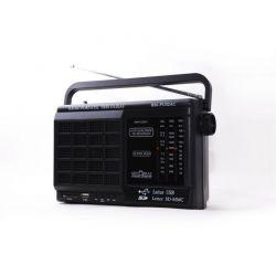IMAGEM 2: RÁDIO PORTÁTIL RM-PU32 MOTOBRAS 3 FAIXAS FM/OM/OC USB E LEITOR DE CARTÕES