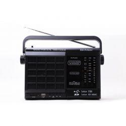 IMAGEM 4: RÁDIO PORTÁTIL RM-PU32 MOTOBRAS 3 FAIXAS FM/OM/OC USB E LEITOR DE CARTÕES