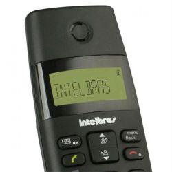 IMAGEM 3: TELEFONE SEM FIO INTELBRAS TS 40 ID COM IDENTIFICADOR DE CHAMADAS - PRETO