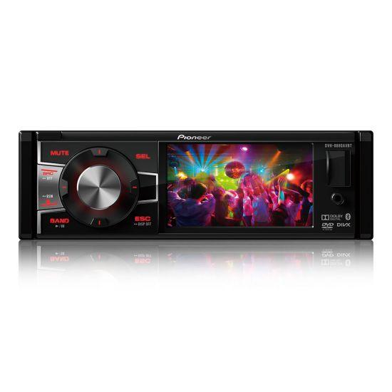 DVD PLAYER AUTOMOTIVO PIONEER DVH-8880AVBT - USB - BLUETOOTH - PRETO