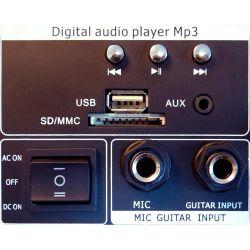 IMAGEM 4: CAIXA AMPLIFICADA LENOXX CA-313 150W RMS BLUETOOTH USB