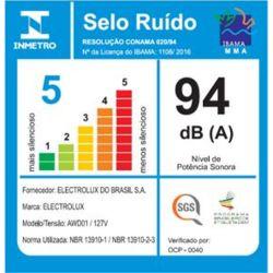 IMAGEM 6: ASPIRADOR DE PÓ E ÁGUA ELECTROLUX HIDROLUX COM 1.250W DE POTÊNCIA