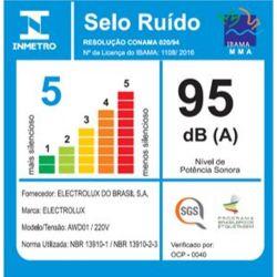 IMAGEM 7: ASPIRADOR DE PÓ E ÁGUA ELECTROLUX HIDROLUX COM 1.250W DE POTÊNCIA