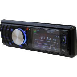 """IMAGEM 2: SOM AUTOMOTIVO LENOXX AD-2601 TELA DE 3"""" ENTRADA USB, CARTÃO MINI SD E AUXILIAR"""