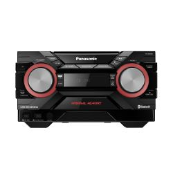 IMAGEM 3: MINI SYSTEM PANASONIC SC-AKX4400LBK - 580W RMS - WIRELESS MEDIA