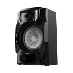 IMAGEM 5: MINI SYSTEM PANASONIC SC-AKX4400LBK - 580W RMS - WIRELESS MEDIA