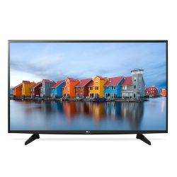 "IMAGEM 1: SMART TV LG 43"" LED FULL HD 43LH5700 - WI-FI - 2 HDMI - MIRACAST"