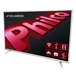 "IMAGEM 2: SMART TV LED PHILCO 49"" PH49F30DSGWAC FULLHD COM ANDROID"